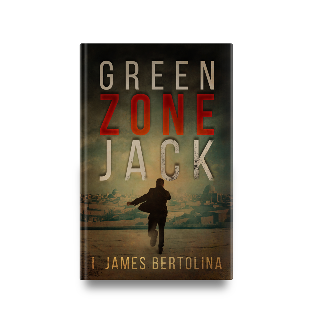 I James Bertolina's Green Zone Jack || Designed by TheThatchery.com