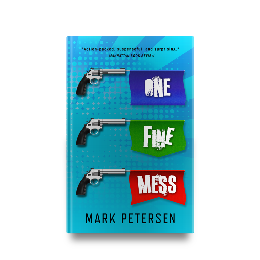 Mark Petersen's One Fine Mess || Designed by TheThatchery.com