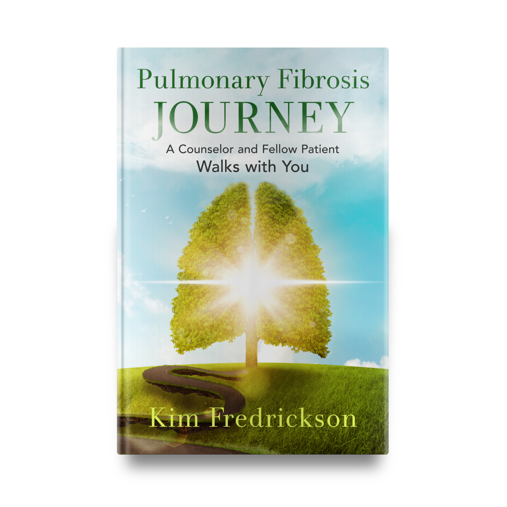 Kim Fredrickson's Pulmonary Fibrosis Journey || Designed by TheThatchery.com