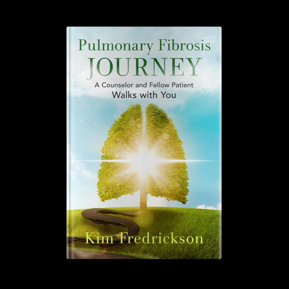 Kim Fredrickson's Pulmonary Fibrosis Journey || Designed by TheThatchery.com