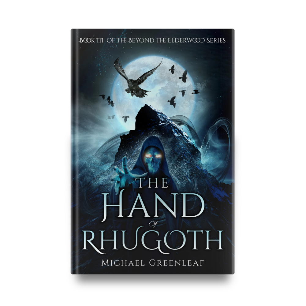 Michael Greenleaf's The Hand of Rhugoth || Designed by TheThatchery.com