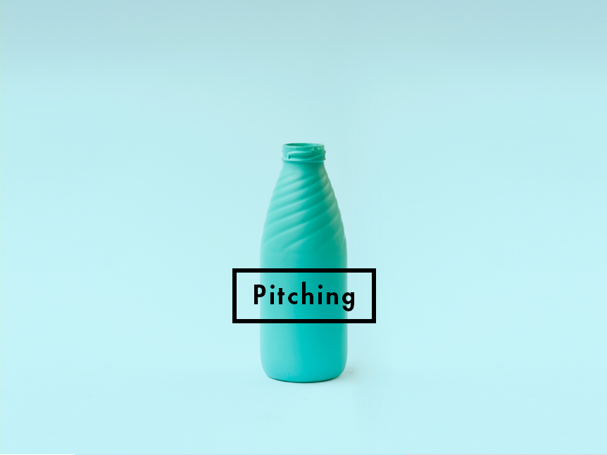 Pitching package especially designed for agencies