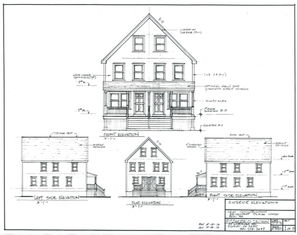 $400,000 Acquisition and Construction Loan - Hull, MA - Fund II