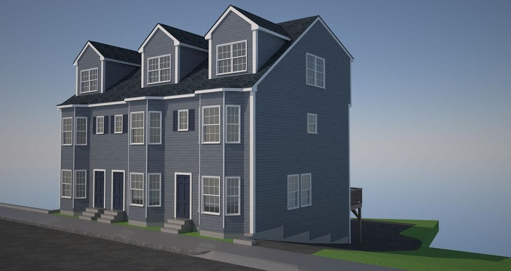 $950,000 - New Construction - Quincy, MA - Fund I
