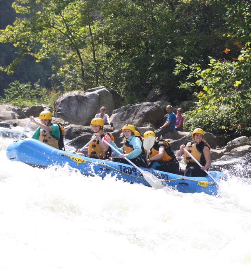 Fall Rafting Trip