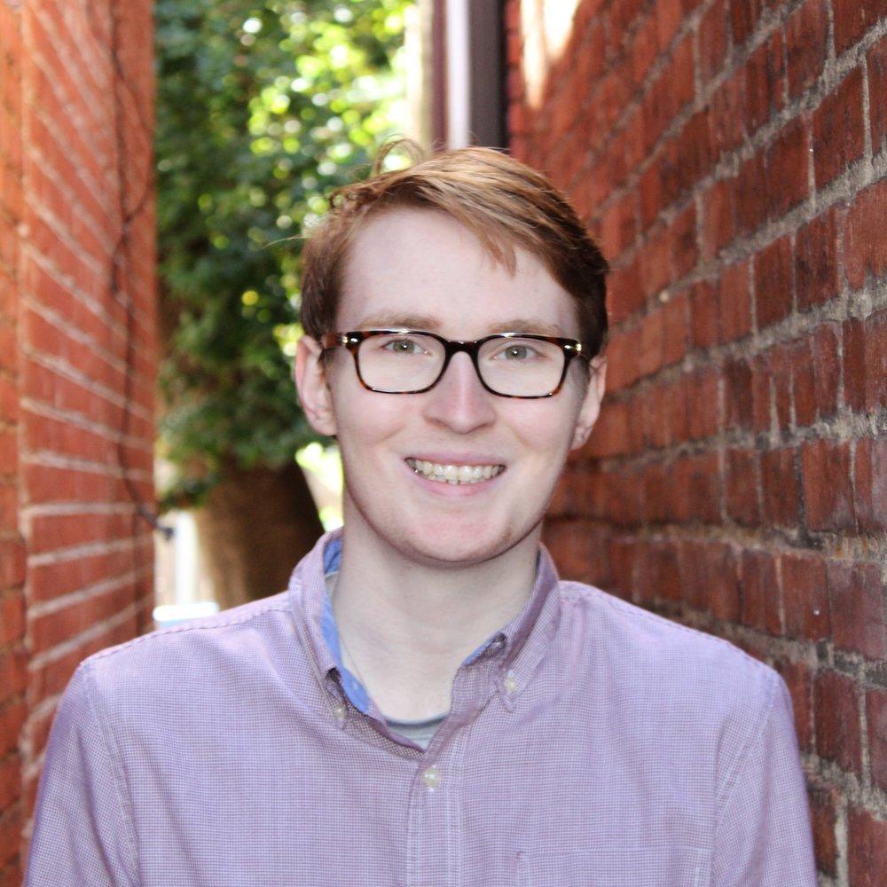 Connor Bannon, Liturgy & Prayer Director