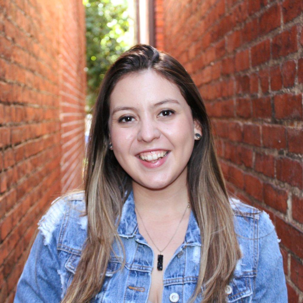 Victoria Abril, Evangelization & Outreach Director