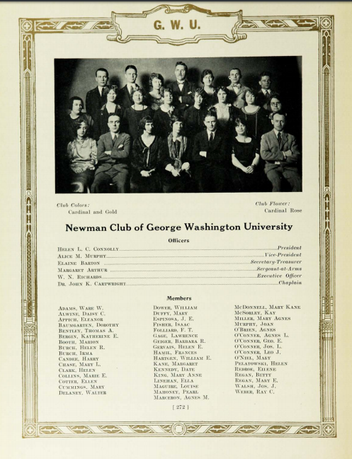 First Yearbook photo 1926.png