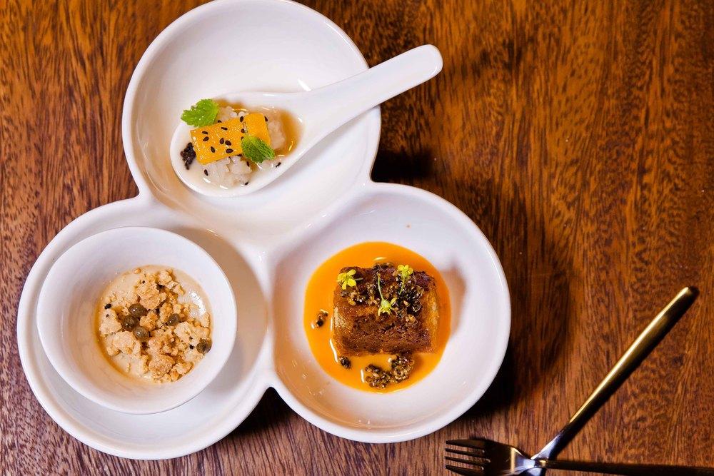The Thai Experience dessert