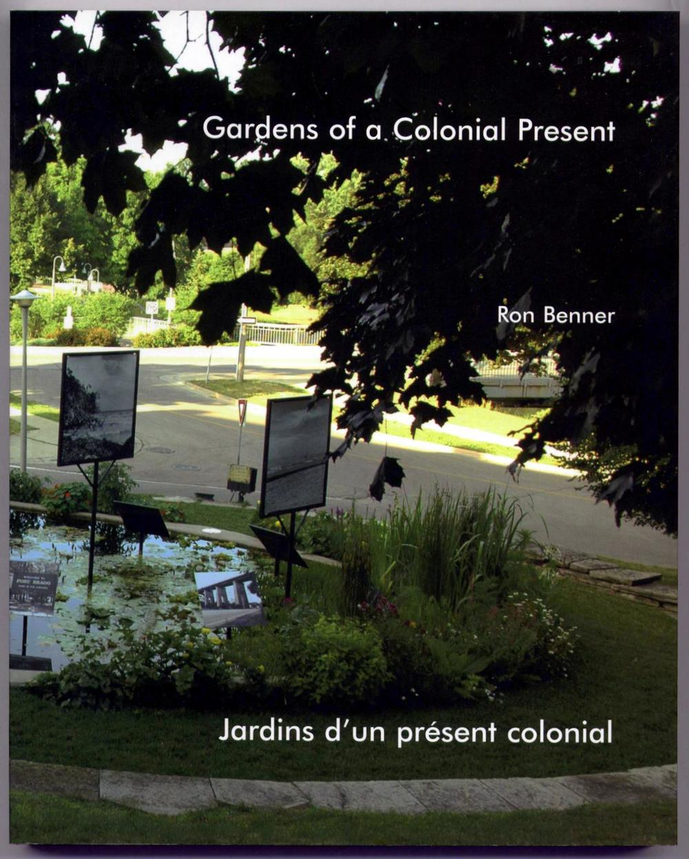 Exceptional Ron Benner: Gardens Of A Colonial Present