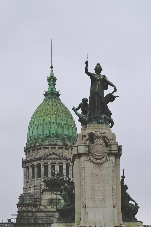 Plaza Congreso.