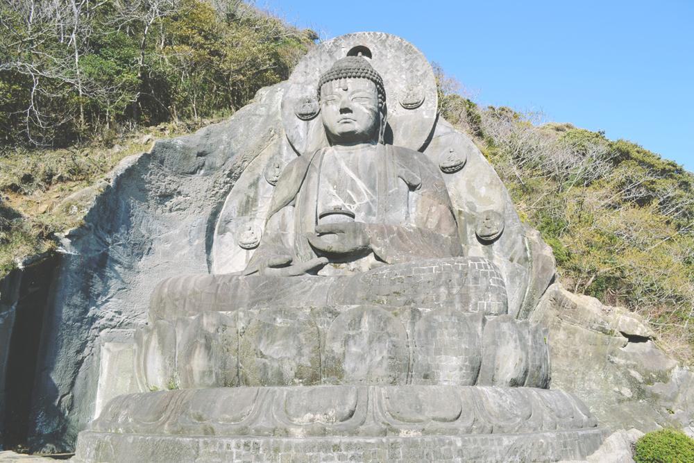La estatua de buda más grande de todo Japón.