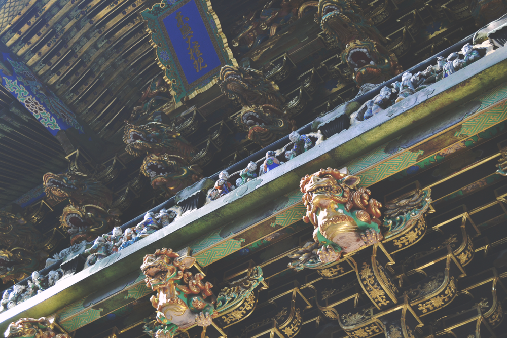 Detalles de Nikko.