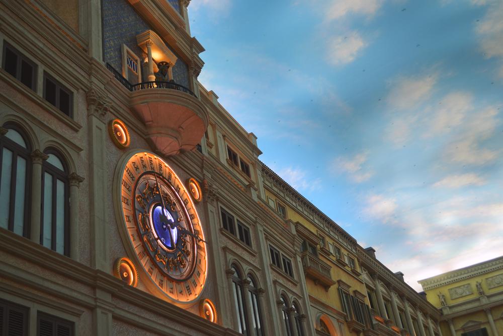 El Venetian Mall.