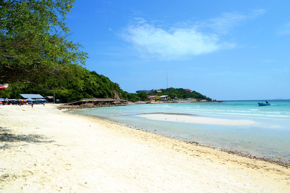 Tien Beach.