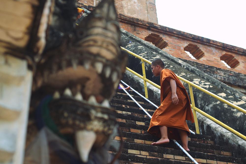 Wat Chiang Mai.