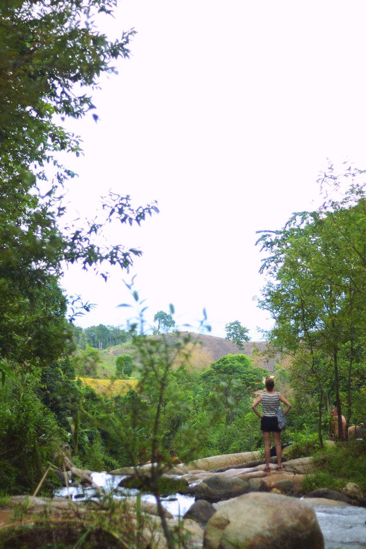 Mor Paeng Waterfalls.