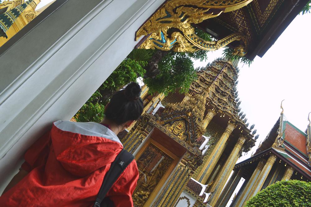 THB 500, es el costo de la entrada al Grand Palace.