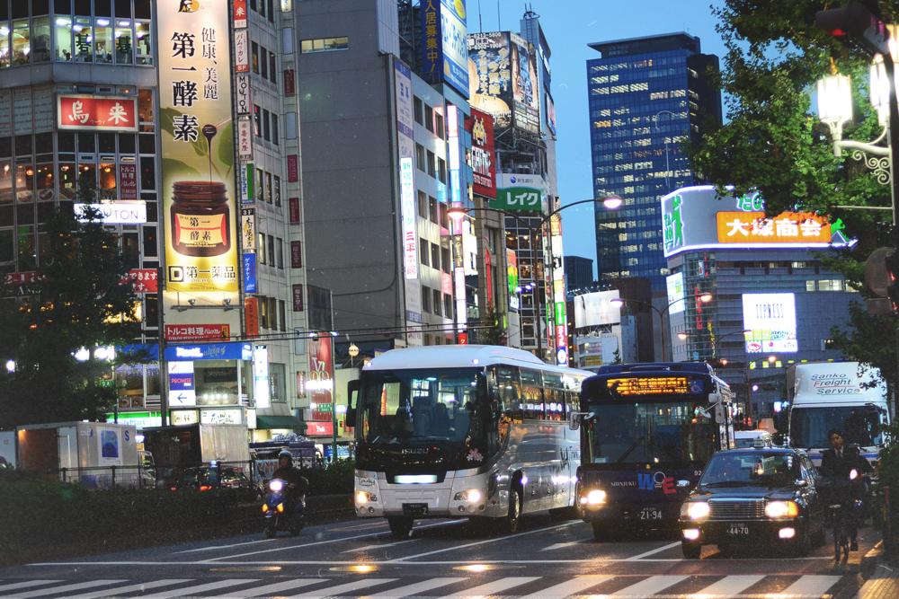 Harajuku, Shinjuku, Shibuya, Ueno, Ginza, Roppongi como los lugares más caros para quedarse.