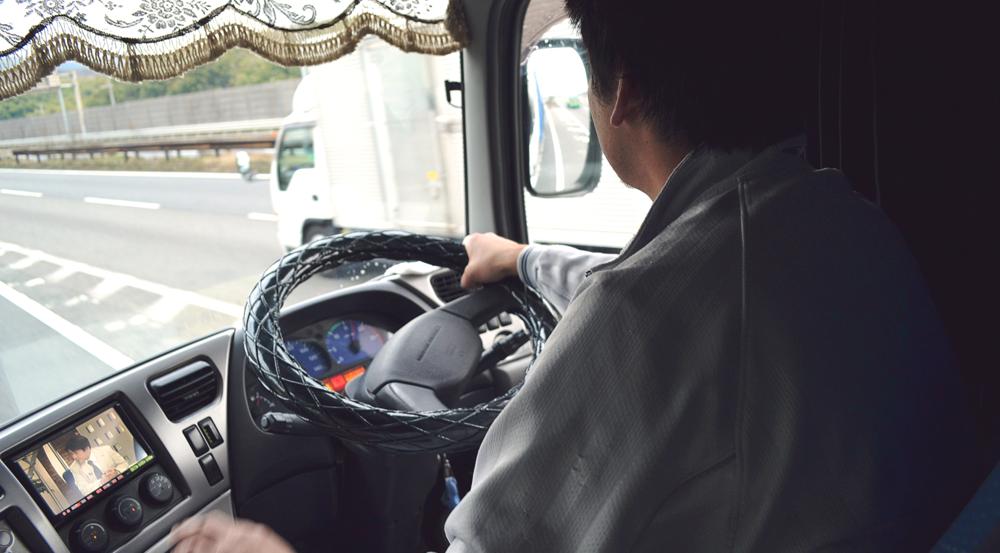 Hacer hitchhiking es sencillo en Japón.