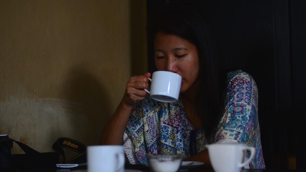 Ceylon Tea.
