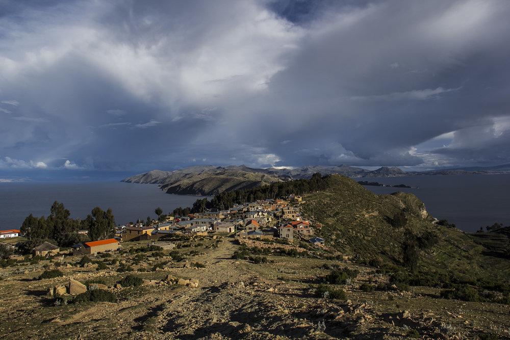 Isla del Sol.