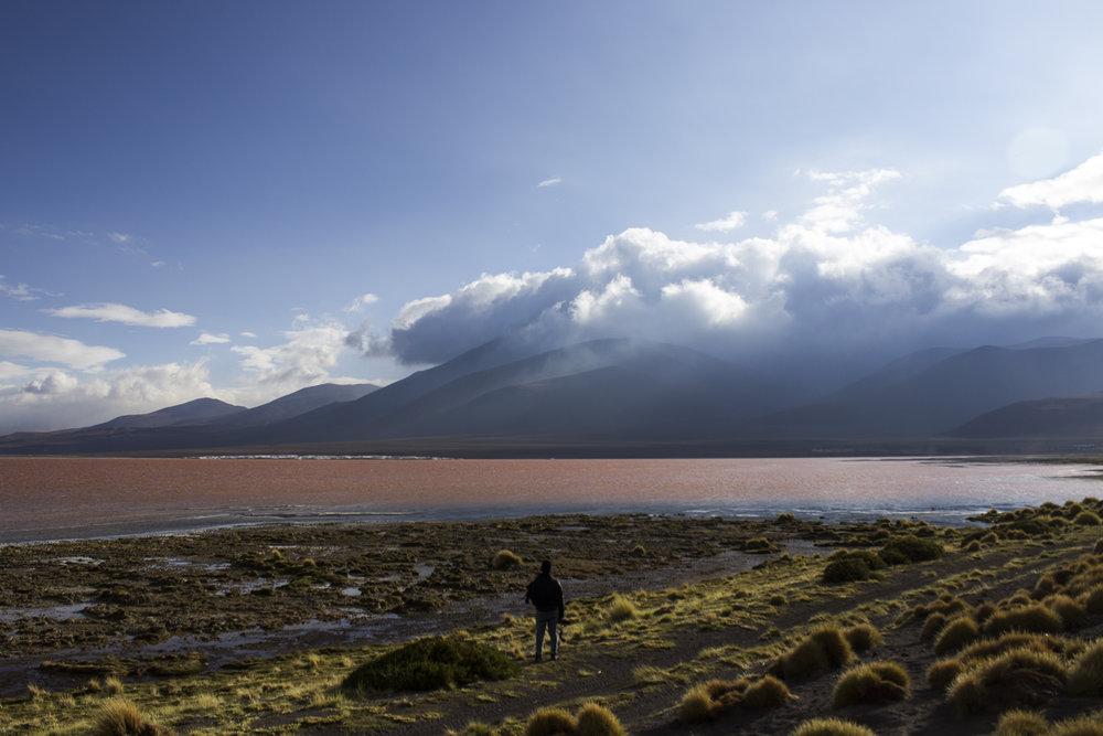 Laguna Colorada.