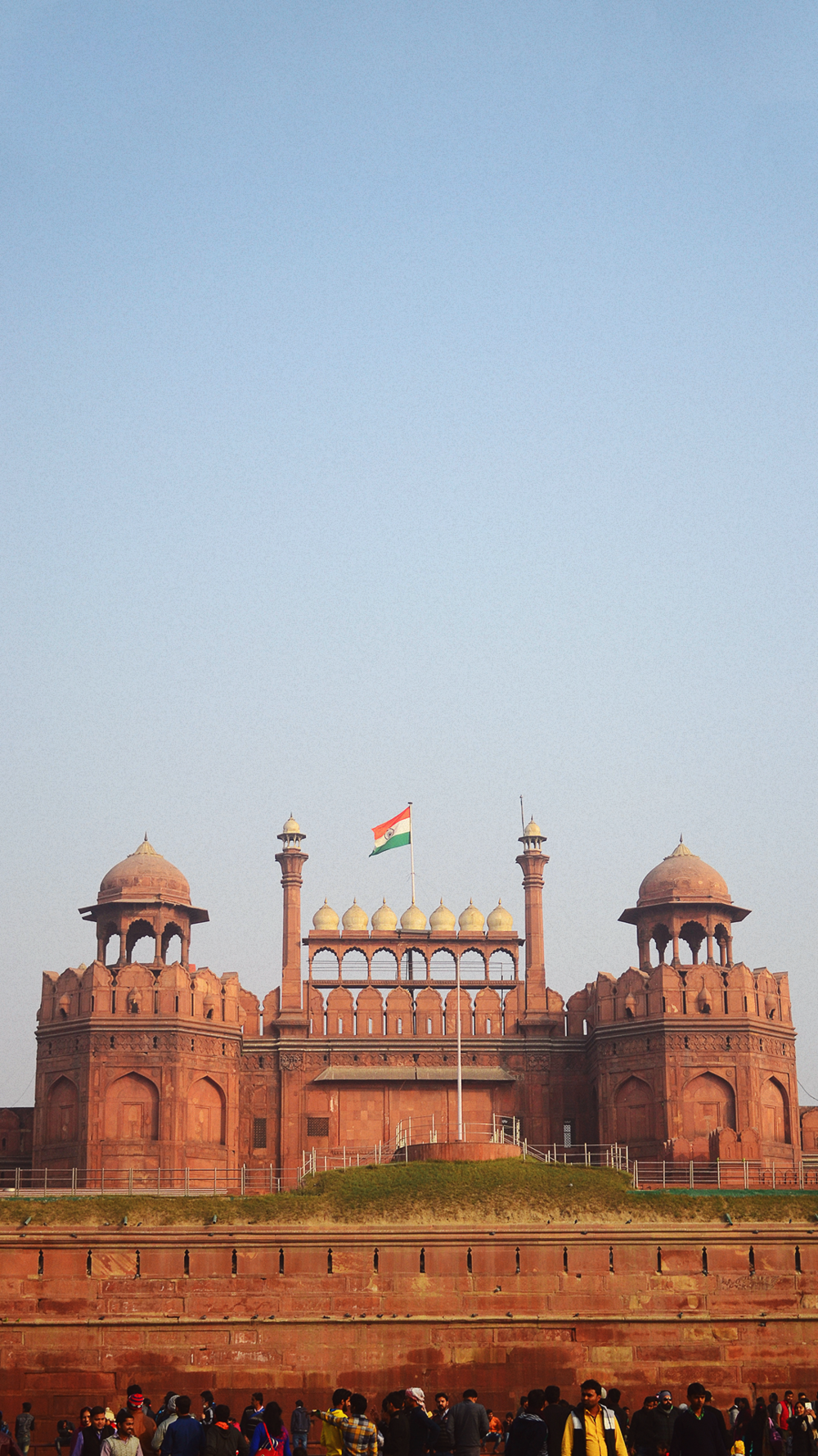 Gracias India.