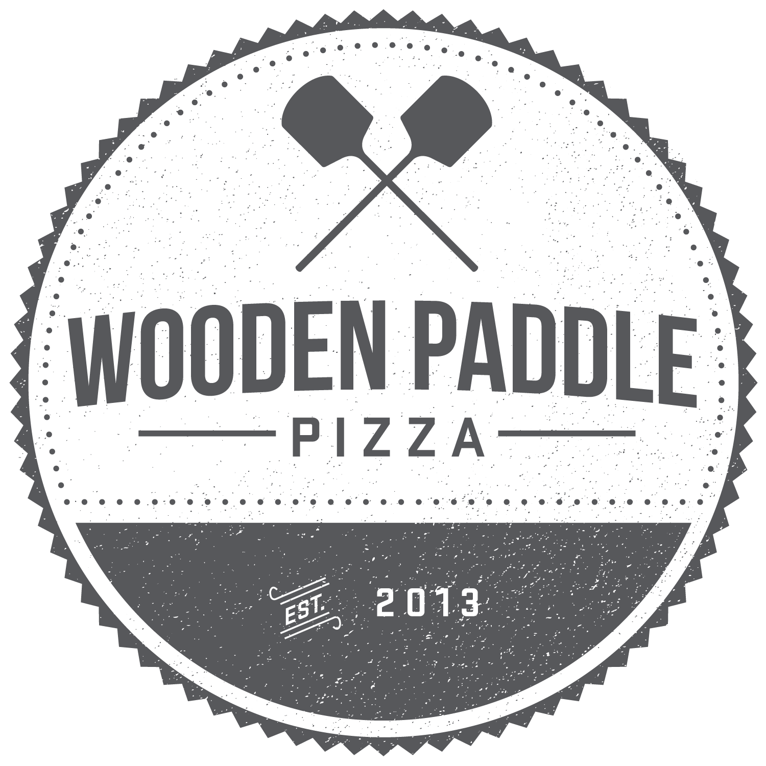 Wooden Paddle Pizza