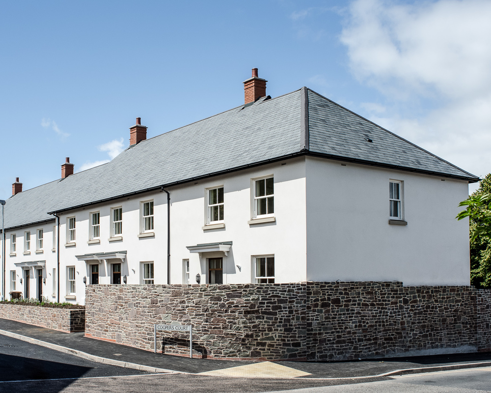 Coopers Court, Tiverton