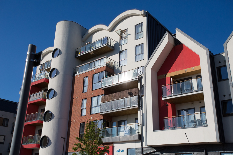 J3 Housing, Bristol