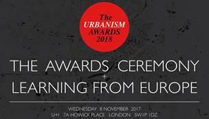 Urbanism Award Logo