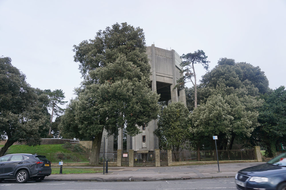 The Iconic Durdham Down Water Tower