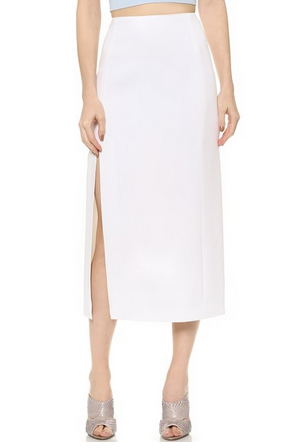 Mugler Skirt with Slit