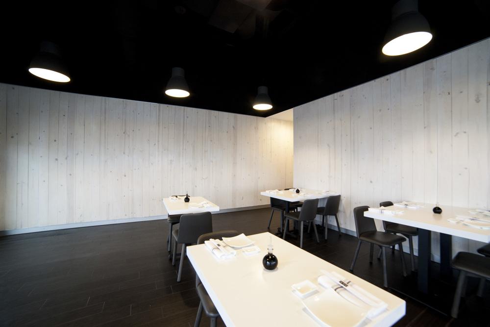 AKA Sushi Restaurant - by Synecdoche Design