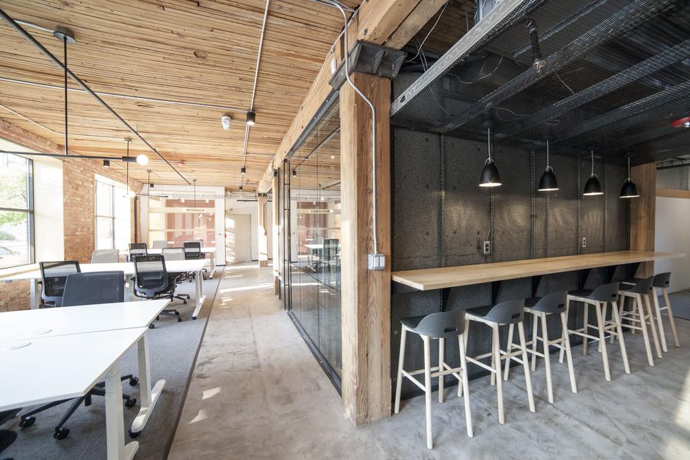 modern tech office