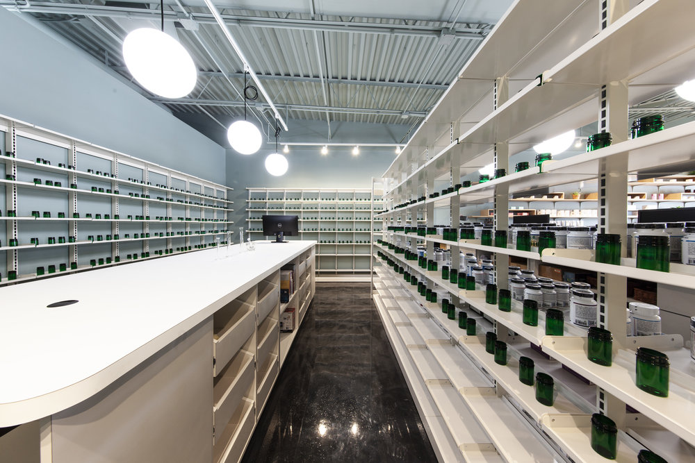 Ann Arbor Pharmacy by Synecdoche Design Studio