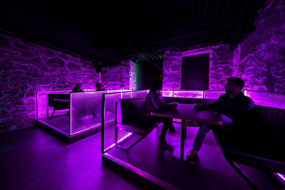 Lo-Fi bar by Synecdoche Design Studio