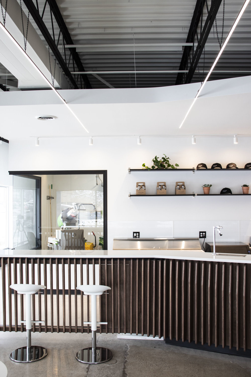 Thrive Juicery Ann Arbor by Synecdoche Design Studio