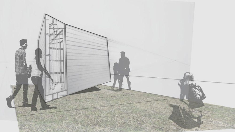 Young Architects Forum Atlanta : 10up Competition - Soft Space : Finalist