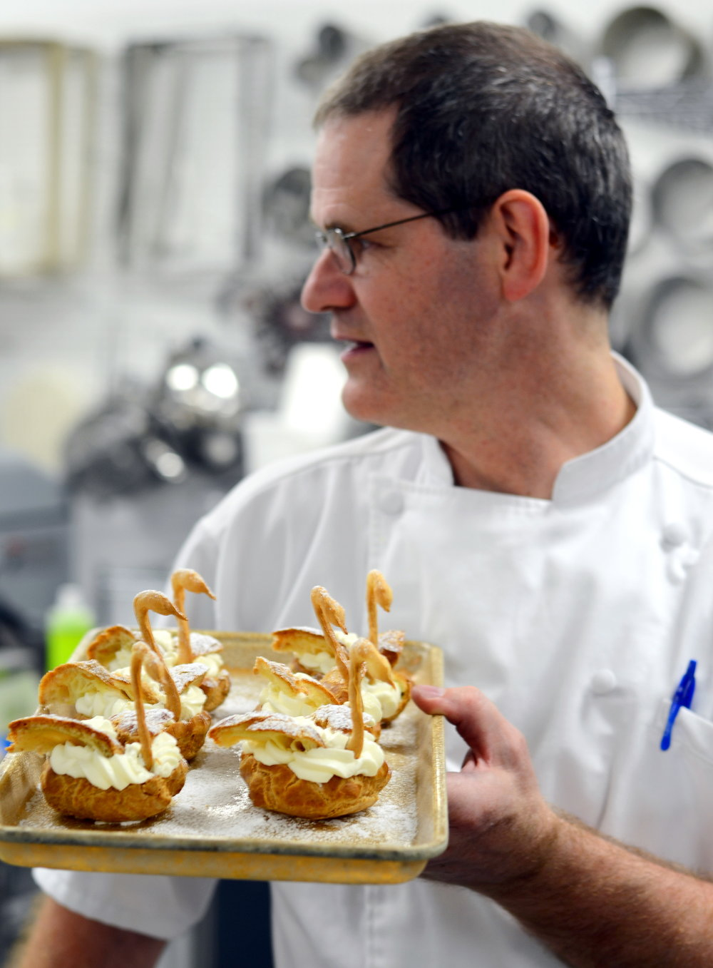 Executive Chef Tony Holden