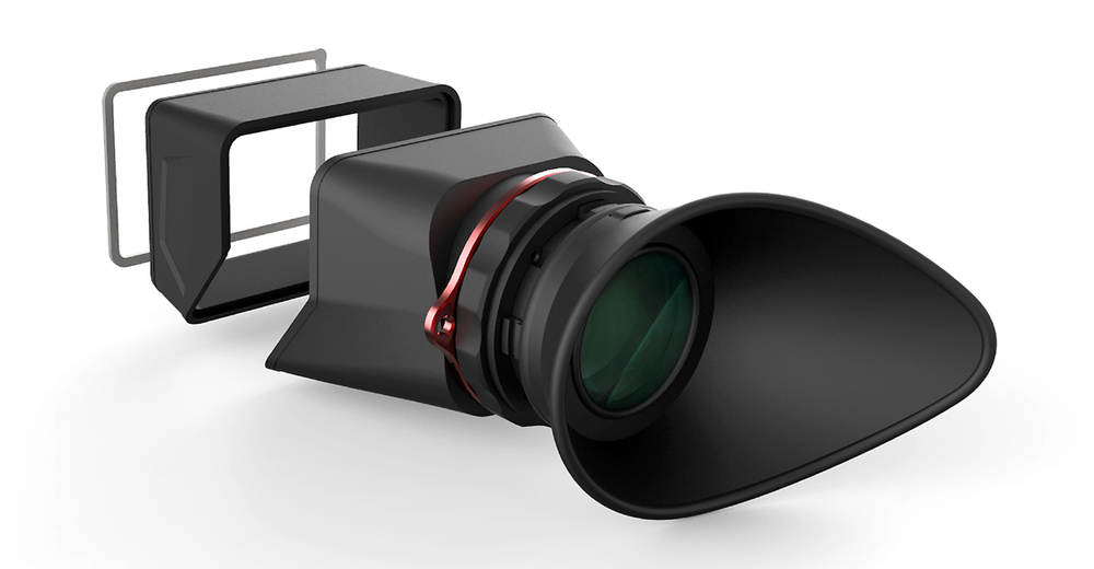 KAMERAR MagView LCD Viewfinder