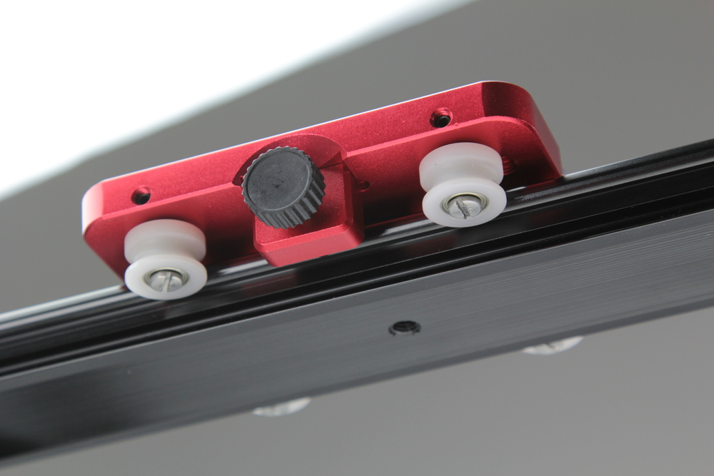 The SD-1 MARK II features new ball bearing rollers