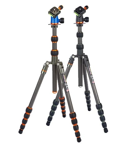 BRIAN - Brian is a reincarnation of our most celebrated tripod ever. The World's favourite travel tripod system returns as part of our iconic Punks range.