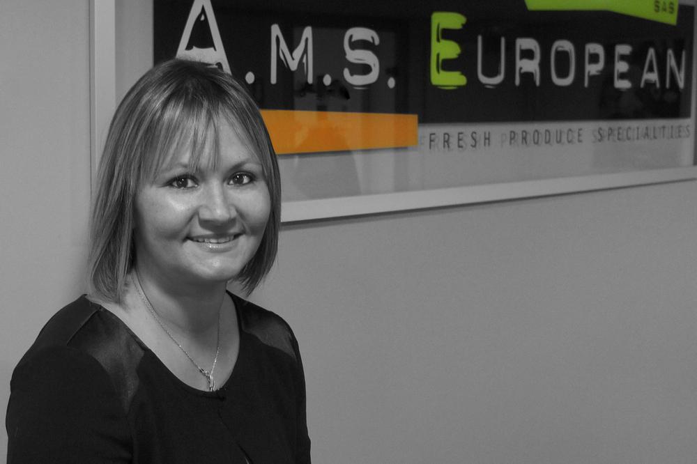 Delphine Piochaud / Accounting  delphine@ams-european.com