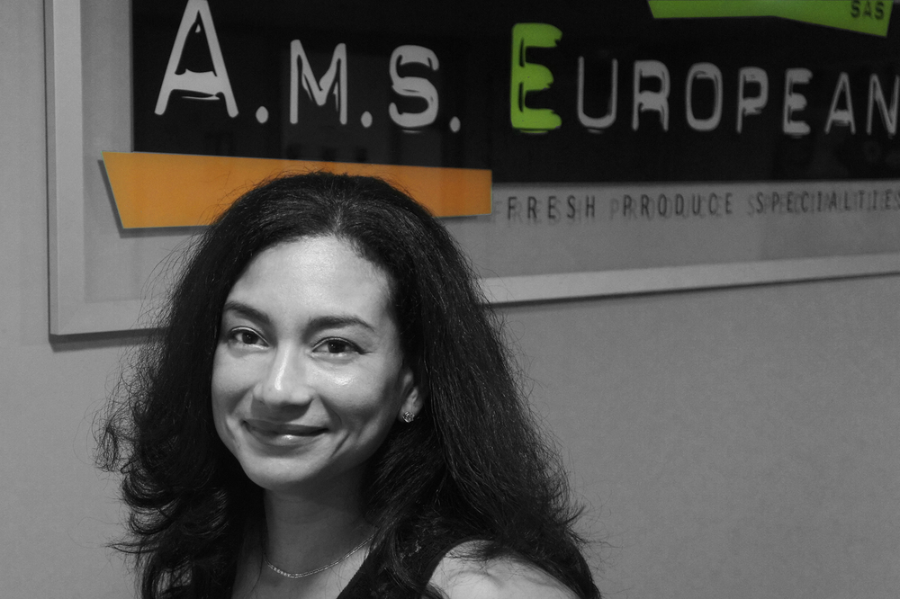 Gabriela Guerra / Commercial  gabriela@ams-european.com