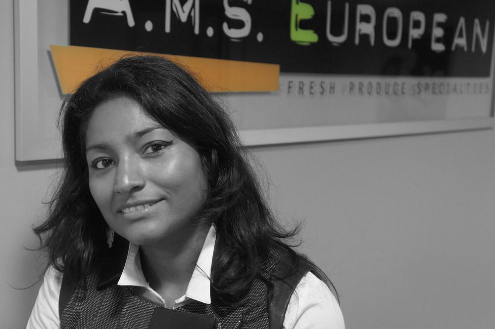Lyda Cardenas / Assistante commerciale et logistique  lyda@ams-european.com