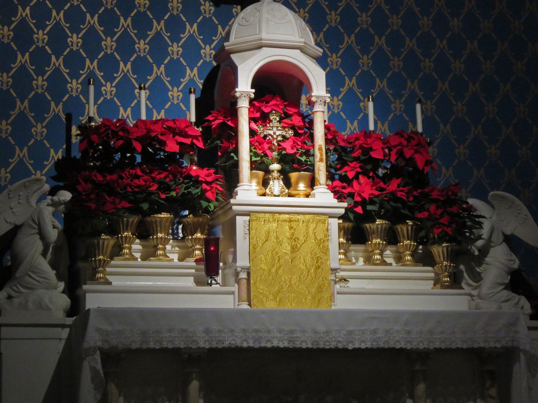 Octave Day of Christmas - 1st Class — Latin Mass Society of Winnipeg