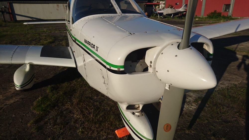 GA Airplanes - Piper Pa28-C150-C206