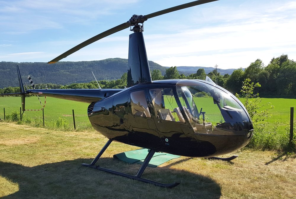 Helicopter - Robinson R22/ R44/R66